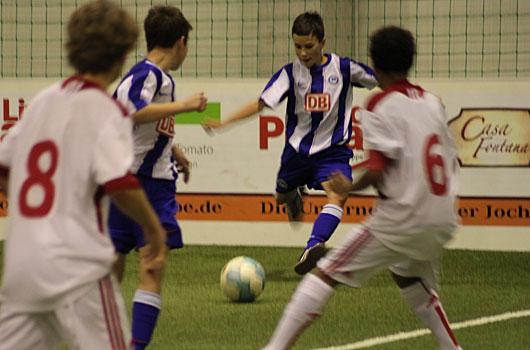 Hertha BSC Berlin Turniersieger
