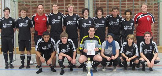 Titel-Hattrick für den FSV Stadeln