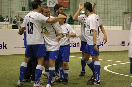 FC Azzurri bekommt zweite Mannschaft