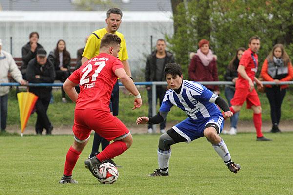 Bayern Kickers - ATSV Erlangen